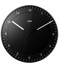 BNC017BKBK-NRC Black Clock Quartz