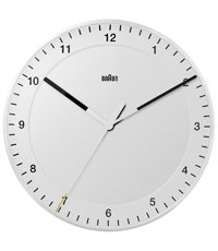BNC017WHWH-NRC Wall Clock Quartz