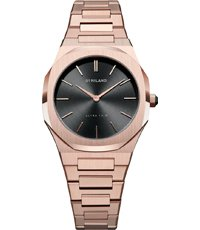 D1-UTBL06 Ultra Thin - Rose Night 34mm