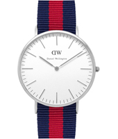 DW00100015 Classic Oxford 40mm