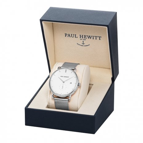Gents Quartz Watch with Date Spring Summer Collection Paul Hewitt