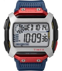 TW5M20800 Command X - Red Bull Clff Diving 54mm