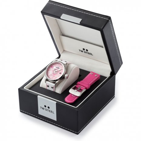 TW Steel Volante - Pink Ribbon watch