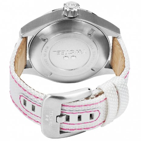 TW Steel watch Pink